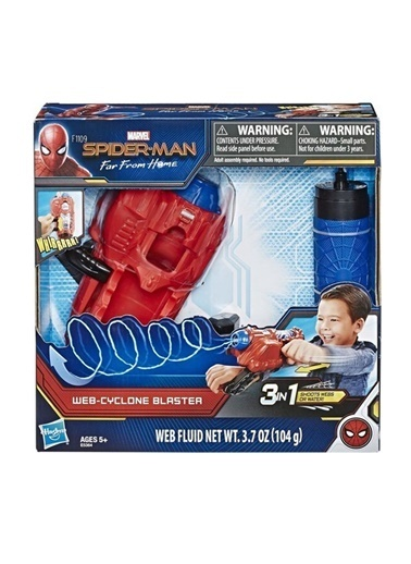 Spider-Man Spider-Man Web Cyloclone Blaster E8363 Renkli